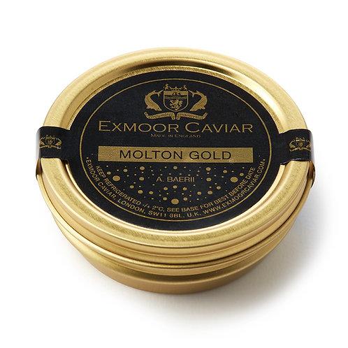 Exmoor Caviar - Molton Gold, 50g