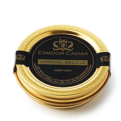 Exmoor Caviar - Imperial Beluga, 20g