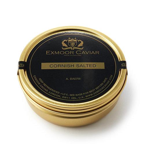 Exmoor Caviar - Cornish Salted, 250g
