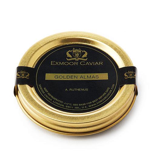 Exmoor Caviar - Golden Almas, 10g