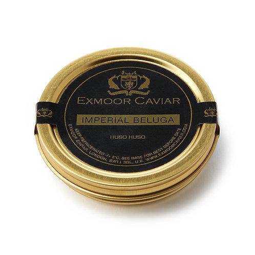 Exmoor Caviar - Imperial Beluga, 30g