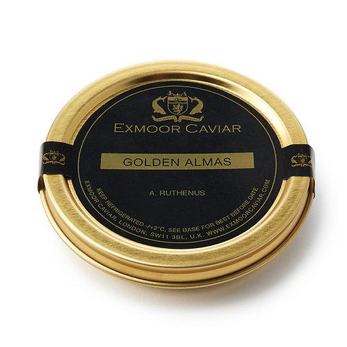 Exmoor Caviar - Golden Almas, 30g