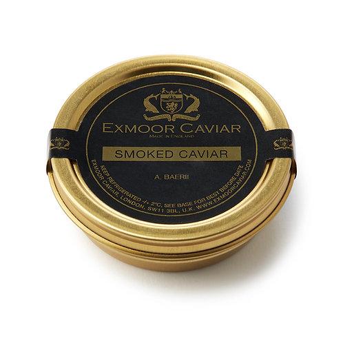 Exmoor Caviar - Smoked Caviar, 50g