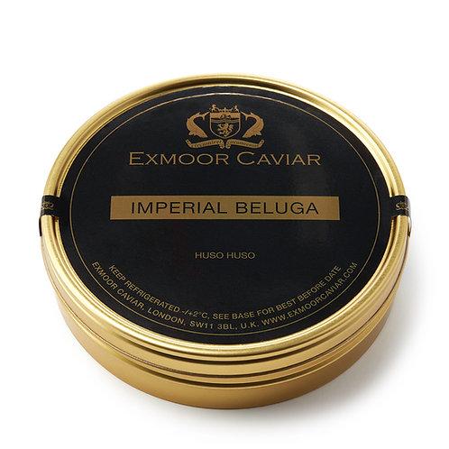 Exmoor Caviar - Imperial Beluga, 1kg