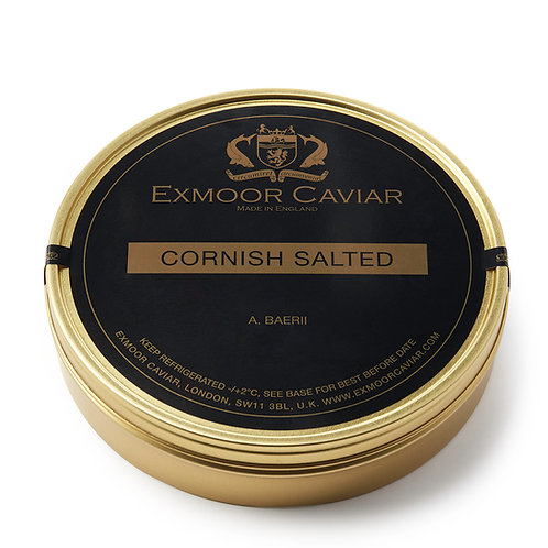 Exmoor Caviar - Cornish Salted, 1kg
