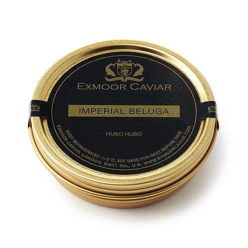 Exmoor Caviar - Imperial Beluga, 125g