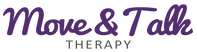 Move and Talk Therapy Logo