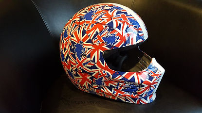 Jack's Helmet