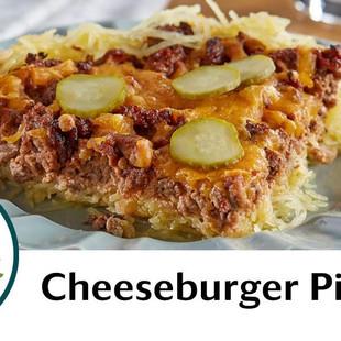 Cheeseburger Pie!