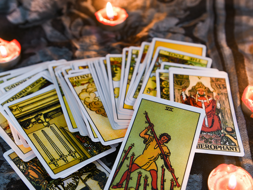 Medium, Psychic, and Intuitive Readings