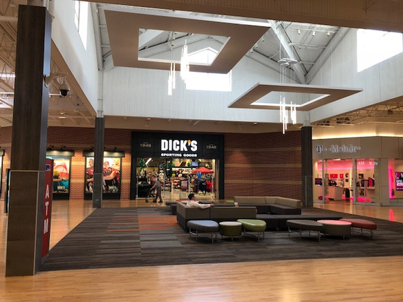 Gurnee Mills Mall Interior Renovation