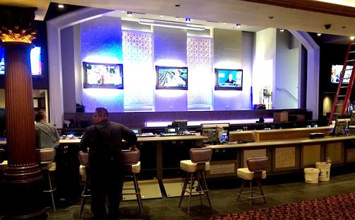 Grand Victoria Casino Renovations