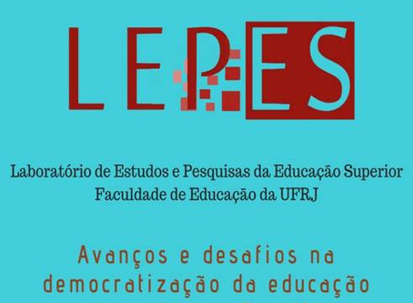 II seminário do LEPES: o ensino superior em questão