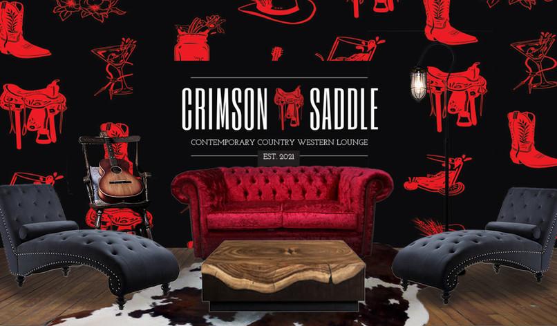 Crimson Saddle
