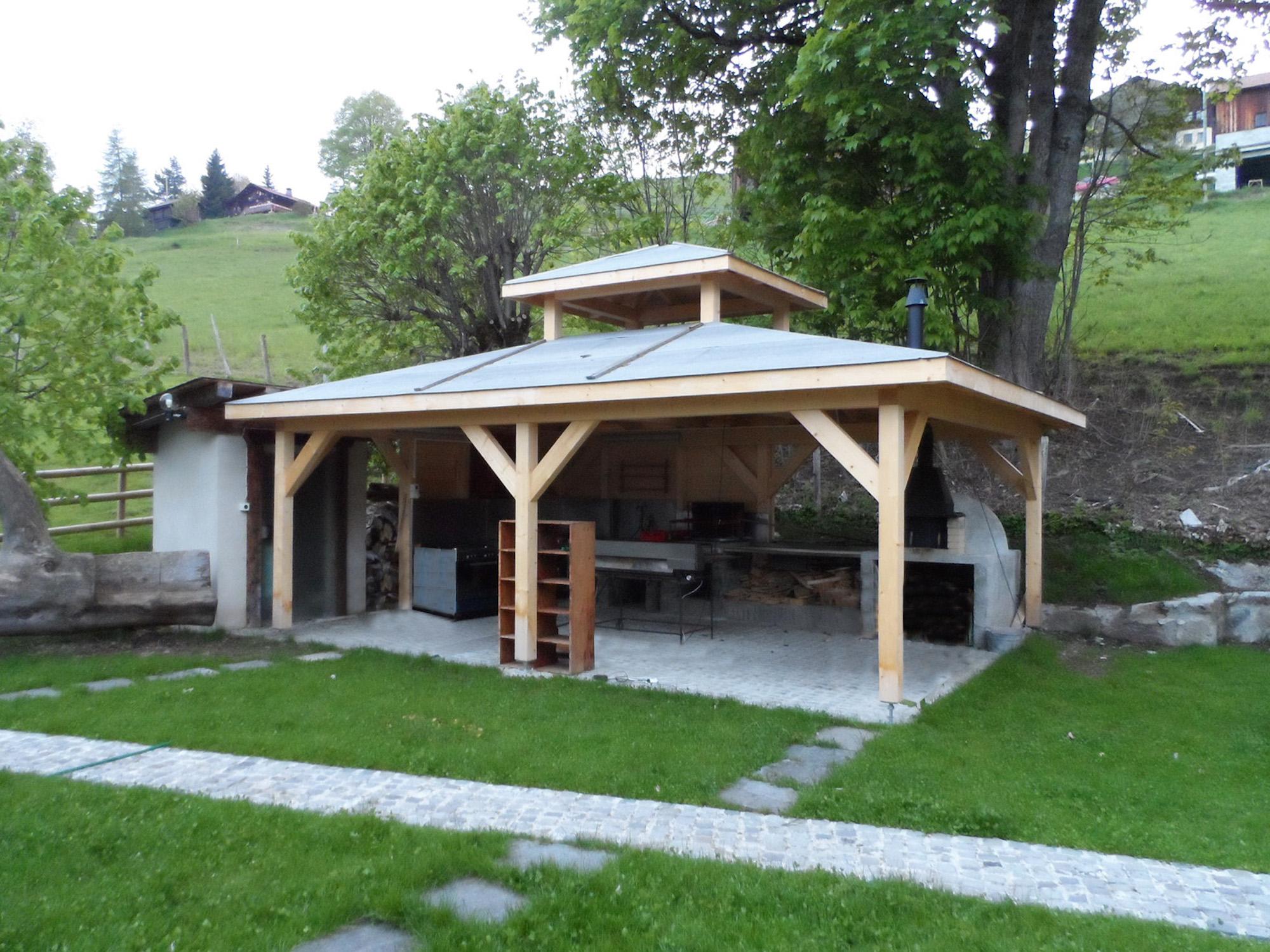 Baumberger les pavillons sur AM_0864