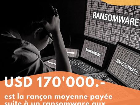 170'000 USD, la rançon moyenne d'une cyberattack aux USA