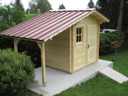 Entreprise Baumberger, cabane jardin