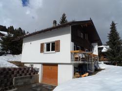 Baumberger rénovation/ surélévation