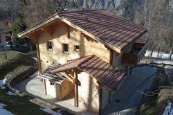 Baumberger Construction Chalet