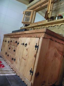 Baumberger, rénovation chalet