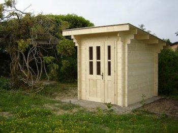 cabanon de jardin sur mesure