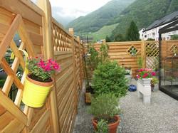 Baumberger - clôture