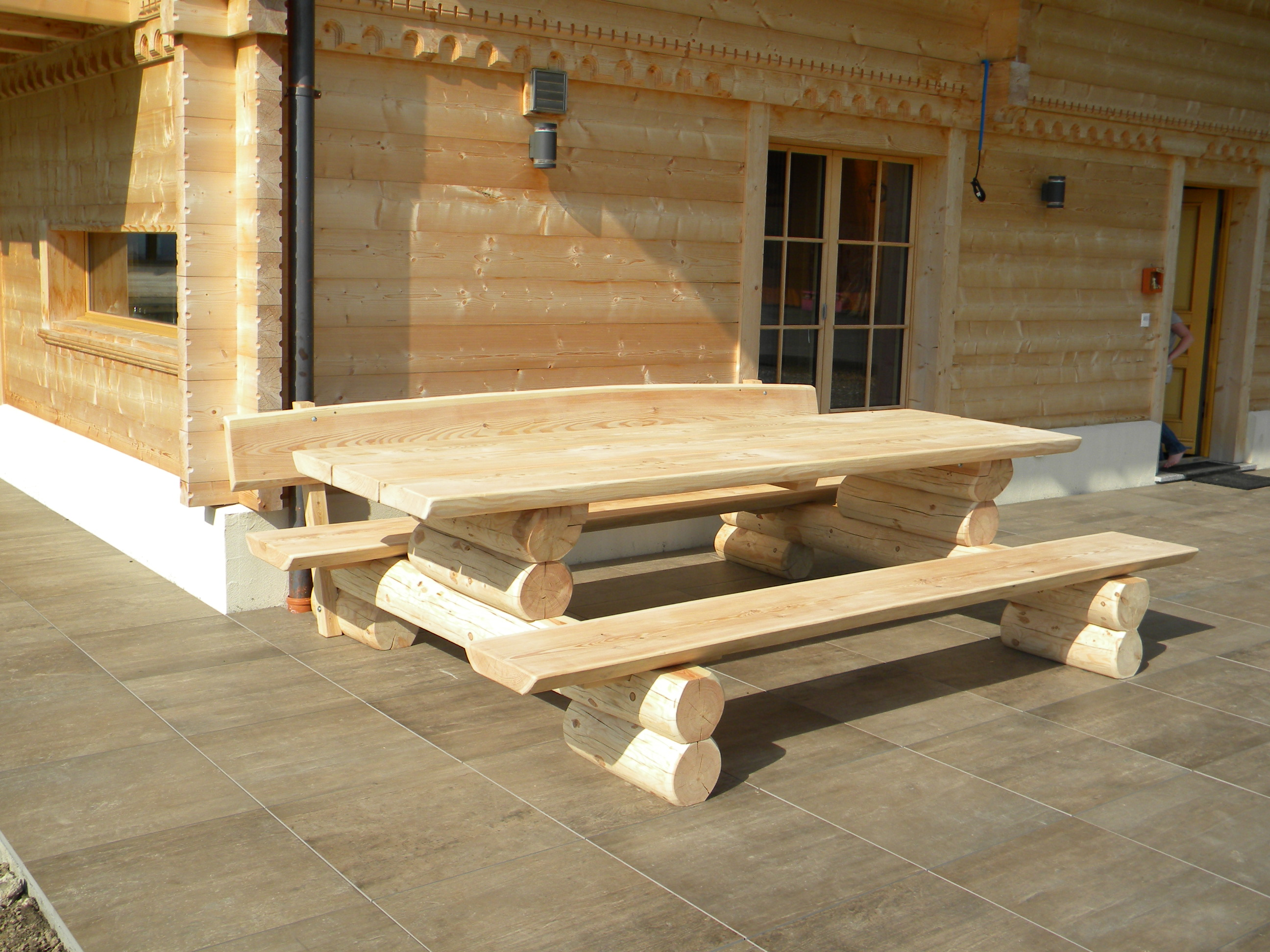 Baumberger table forestière