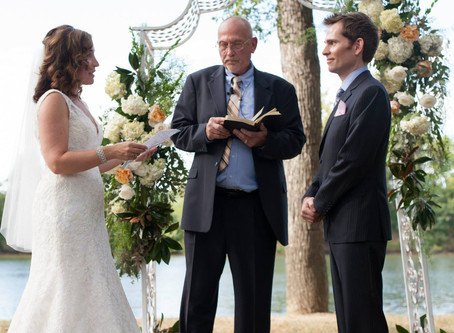 Holly & Forrest's Wedding