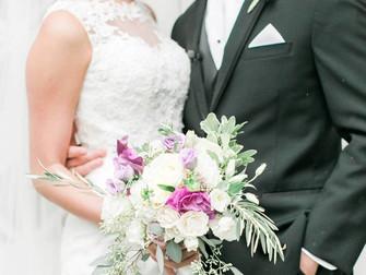 Ultra Violet: Pantone Color Weddings