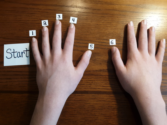 The Nines Finger Trick: A shortcut in multiplication