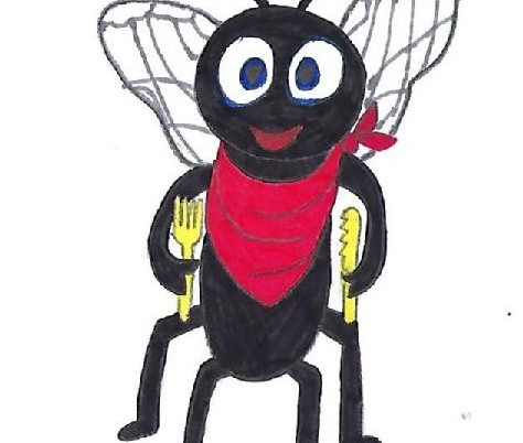 Entertaining flies for lunch: The consequences of our words
