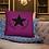 Thumbnail: #Colors Collection Emblem Throw Pillow