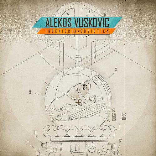 """CD """"Ingeniería Soviética"""" - Alekos Vuskovic"""