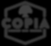 Copia Eco Cabins logo
