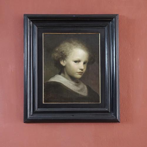 Portrait eines Knaben