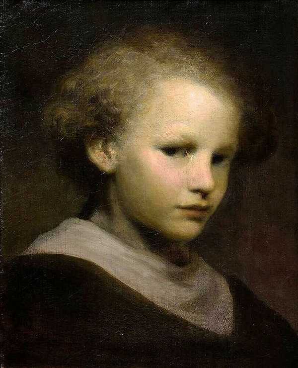 James Barry, Portraitof a Young Boy
