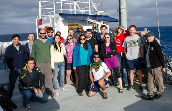 ETNP Cruise 2014