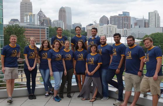 Summer 2017 lab members