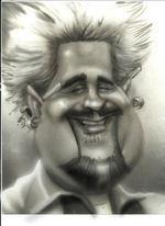 Caricature from photos