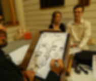 Weddng Caricature