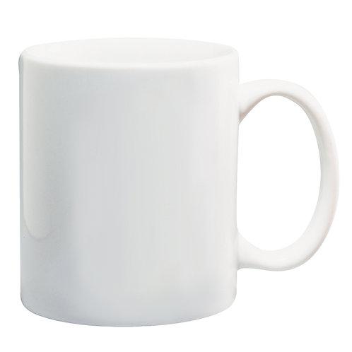 Customized Caricature/s on White Mug