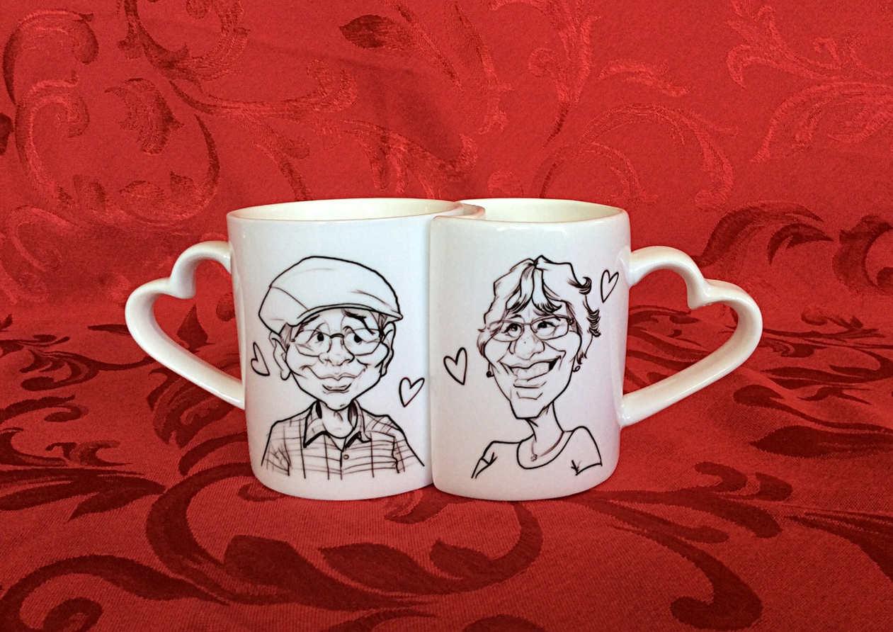 Lover's Mug Set