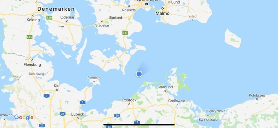 Ferry Rostock - Trelleborg