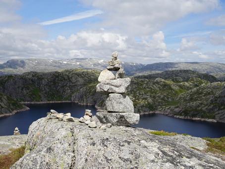 Naar de Noorse zon!