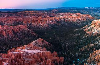 #3 Bryce Canyon: Galaxy's Amphitheater