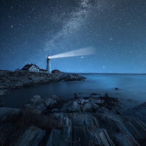 Interstellar Beacon