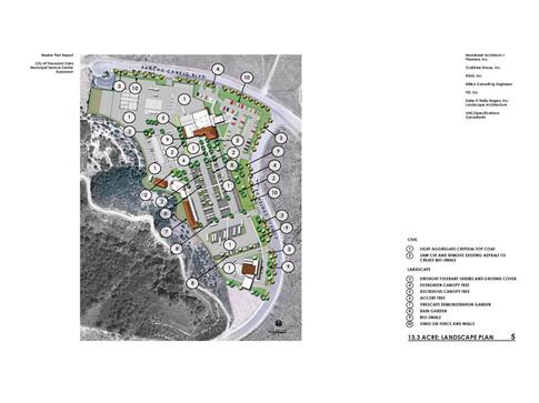 Municipal Service Center Expansion Master Plan