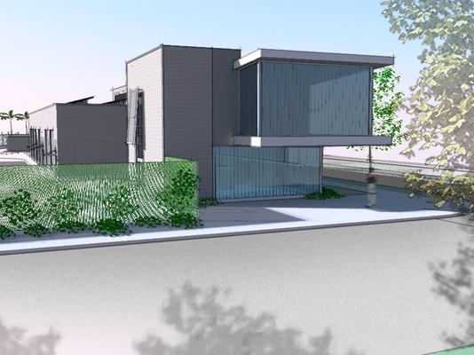 Oxnard Water Division Riverpark Municipal Maintenance Facility