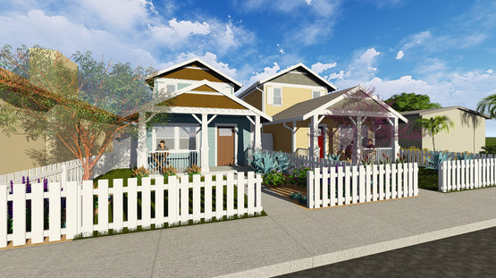 Habitat for Humanity Residence