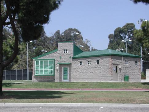Camino Real Park Tennis Facility